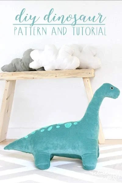Free Stuffed Animal Patterns from We Lived Happily Ever After