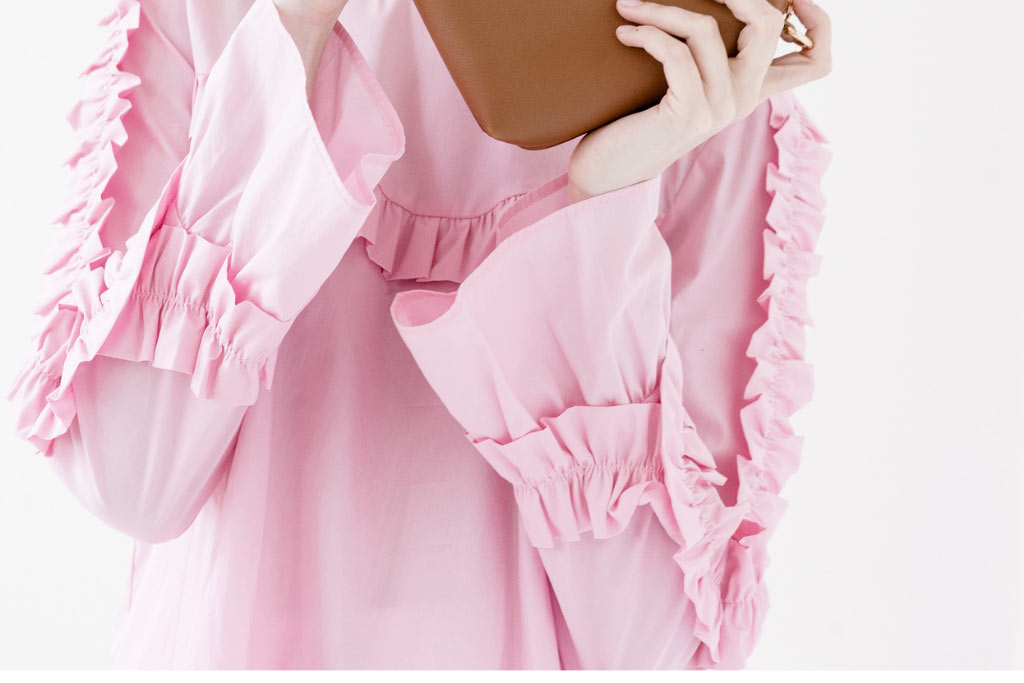 Double-Edged Types of Ruffles