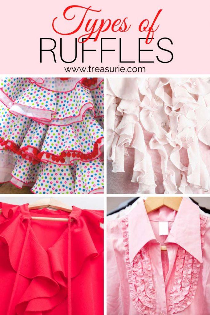 Types of Ruffles