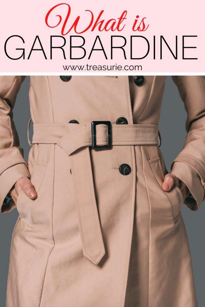 What is GabardineF