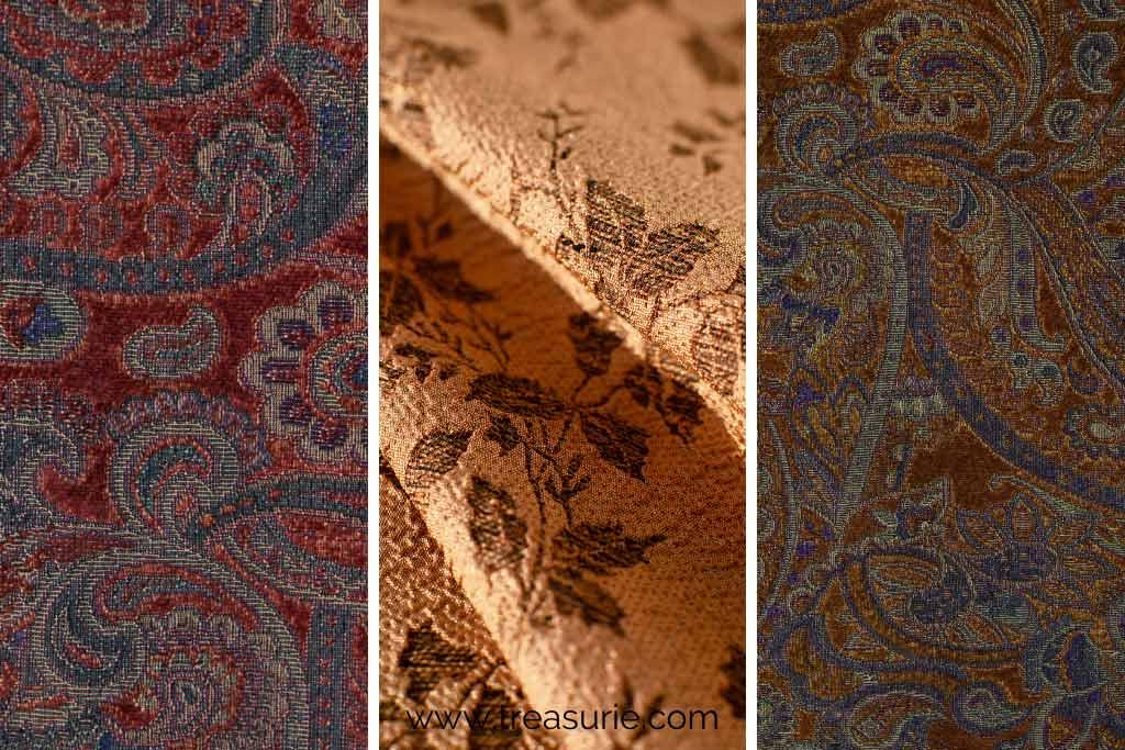 Weave patterns- Jacquard