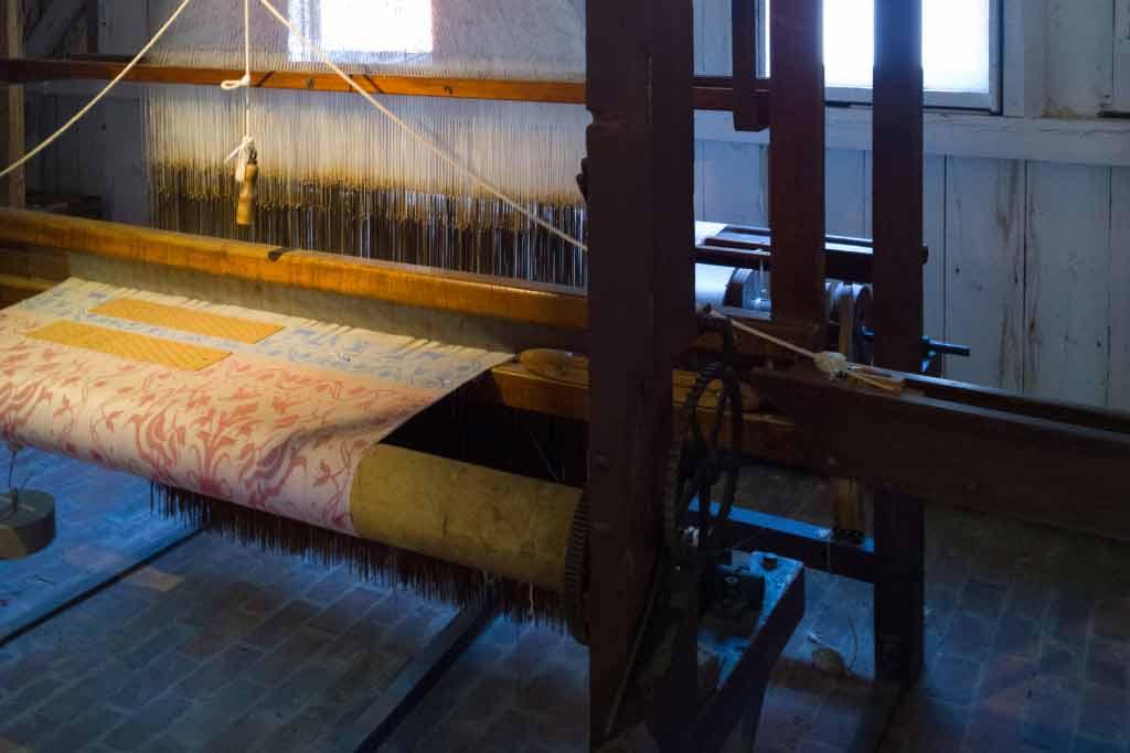 Jacquard Loom 1886