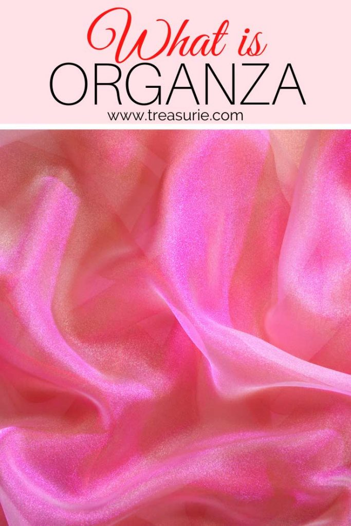 What is Organza