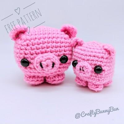 Free Crochet Animal Patterns 4