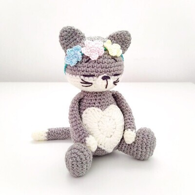Free Crochet Cat Patterns from Amigurum