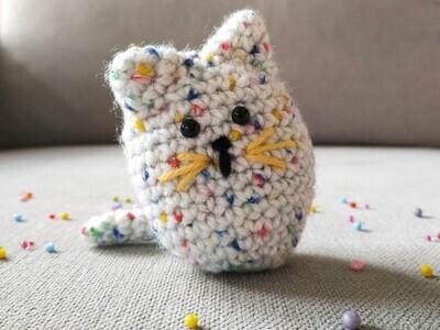 Free Crochet Cat Patterns from Akamatra