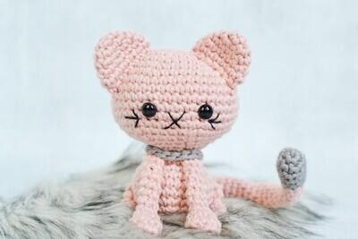 Free Crochet Cat Patterns from Yarn Society