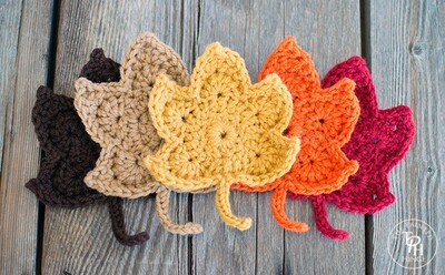 Free Crochet Coaster Patterns from The Painted Hinge