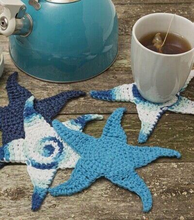 Free Crochet Coaster Patterns from Joann.com