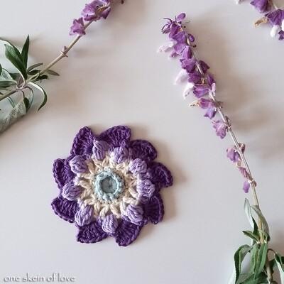 Free Crochet Flower Patterns from Ravelry