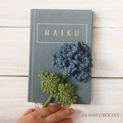 Free Crochet Flower Patterns from Moara Crochet Designs