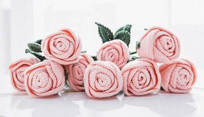 Free Crochet Flower Patterns from Let's Crochet