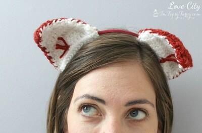 Free Crochet Headband Patterns from Ashlee Marie