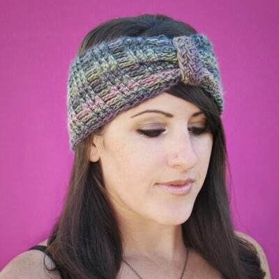 Free Crochet Headband Patterns from Gleeful Things