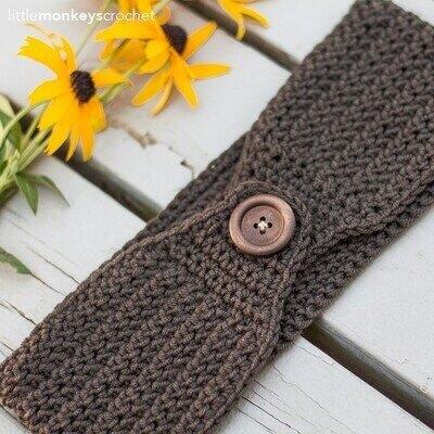 Free Crochet Headband Patterns from Yarn & Chai