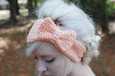 Free Crochet Headband Patterns from People Webs