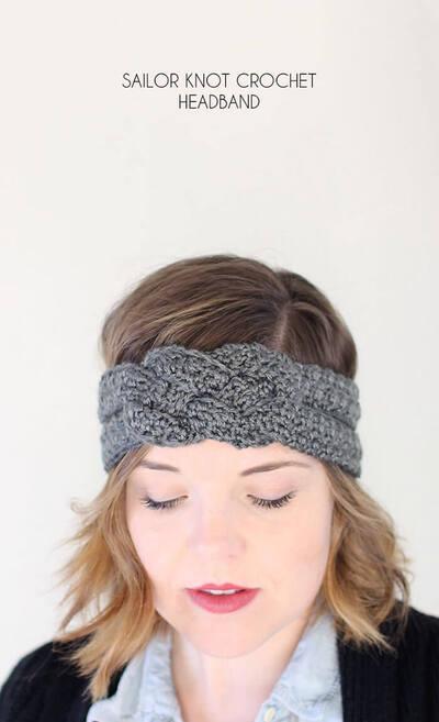 Free Crochet Headband Patterns from Persia Lou