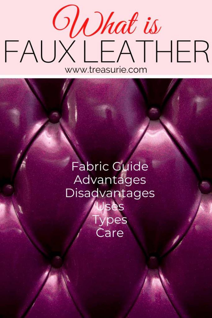 What is Faux Leather