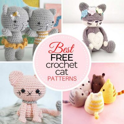 Free Crochet Cat Patterns