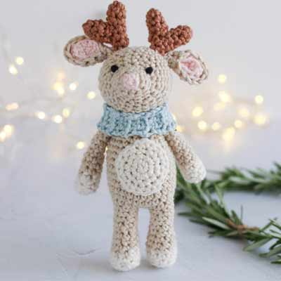 Free Crochet Animal Patterns from Thoresby Cottage