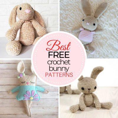 Free Crochet Bunny Patterns