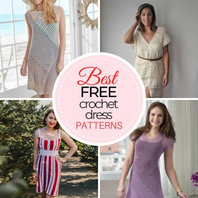 Free Crochet Dress Patterns