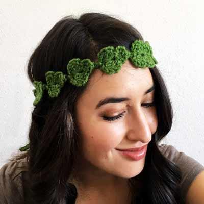 Free Crochet Headband Patterns from She's Got The Notion
