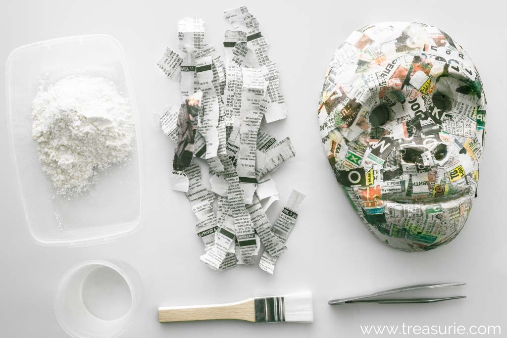 How to Make Paper Mache