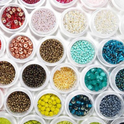 Seed Bead Sizes