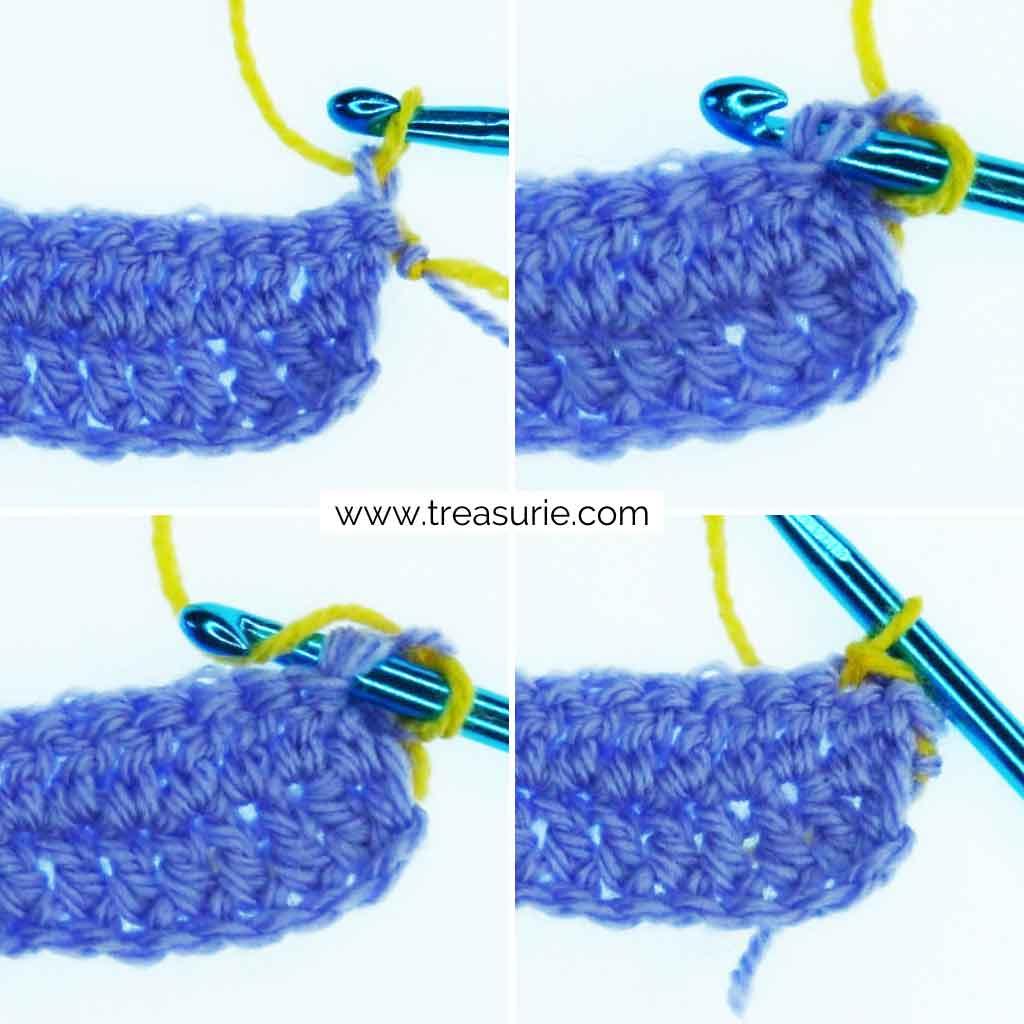 How to Do Slip Stitch Crochet