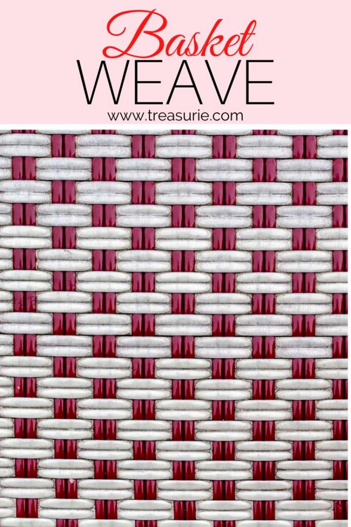 What is Basket Weave