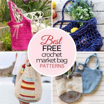 Free Crochet Market Bag Patterns