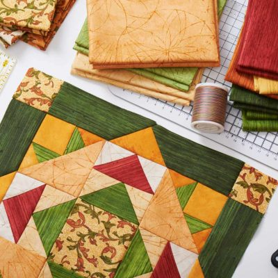 How to Match Quilt Seams