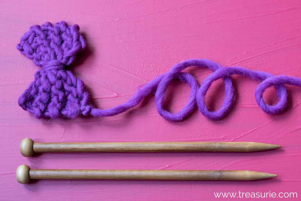 Knitting Needle Sizes - Straight Needles