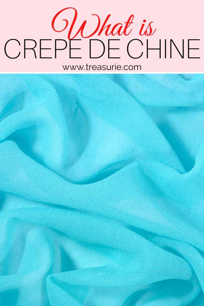 What is Crepe de Chine