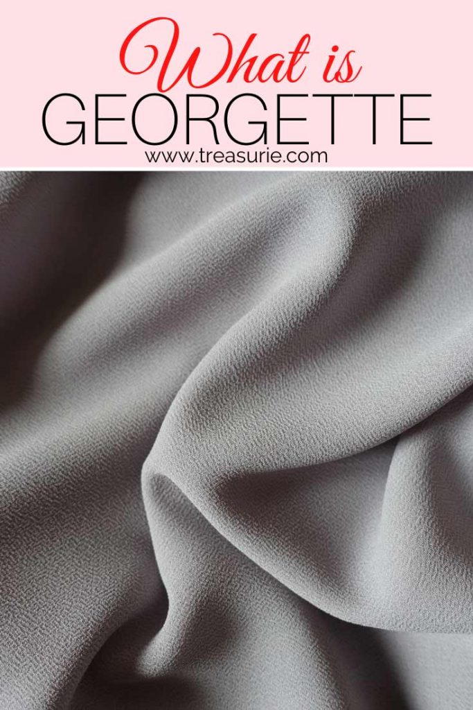 What is Georgette