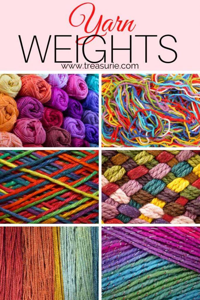 Yarn Weights