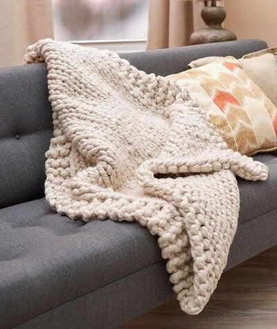 Free Knitting Blanket Patterns