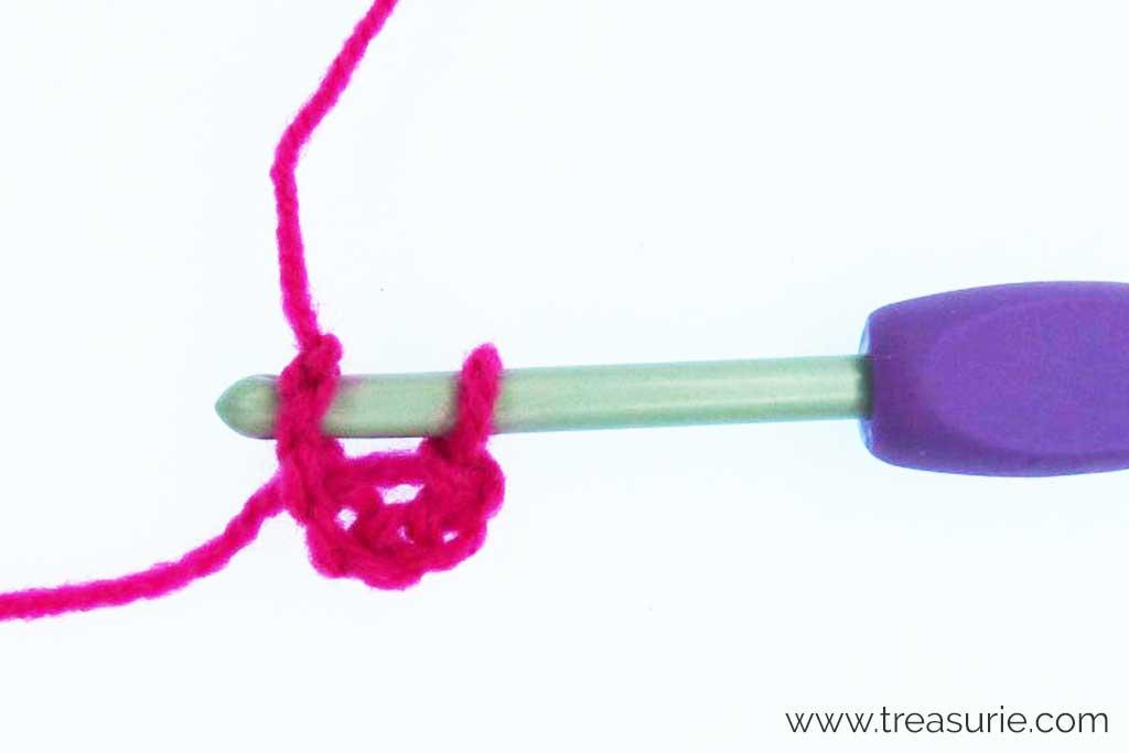 Crochet Circles - Chain Stitch