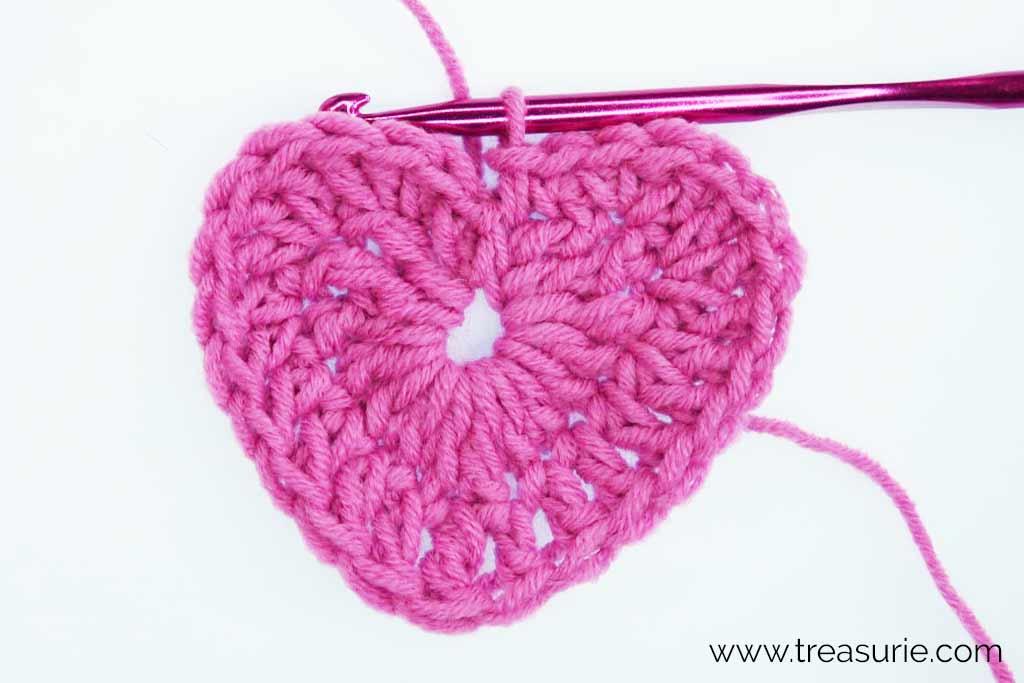 Crochet Hearts - Second Round