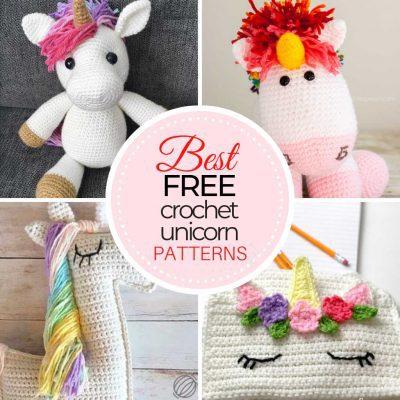 Free Crochet Unicorn Patterns