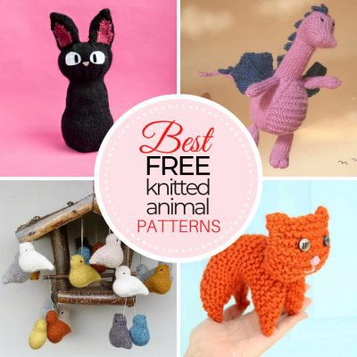 Free Knitted Animal Patterns