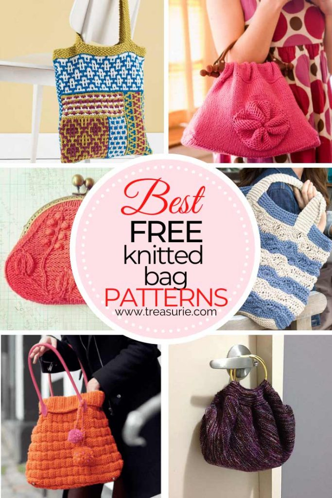 Free Knitted Bag Patterns