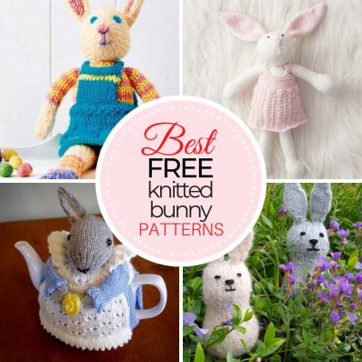 Free Knitted Bunny Patterns
