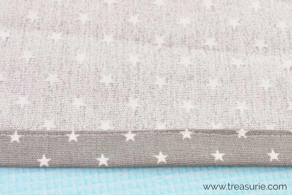 Hemming a Dress - Stitching
