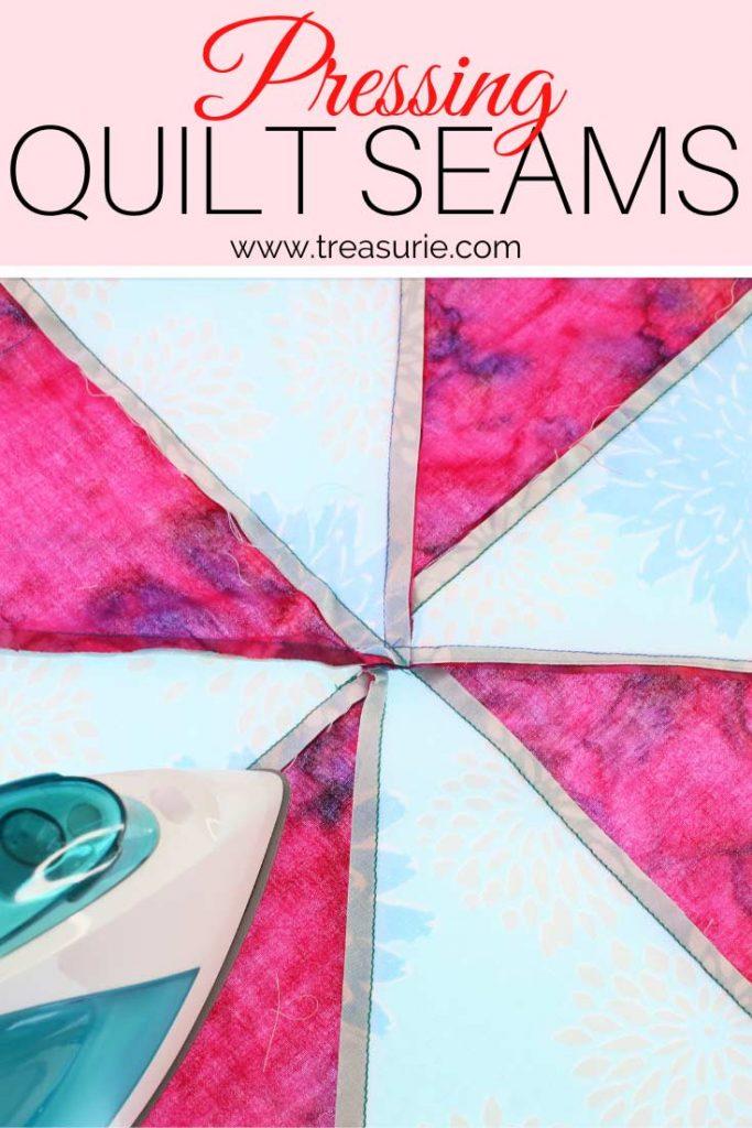 Pressing Quilt Seams