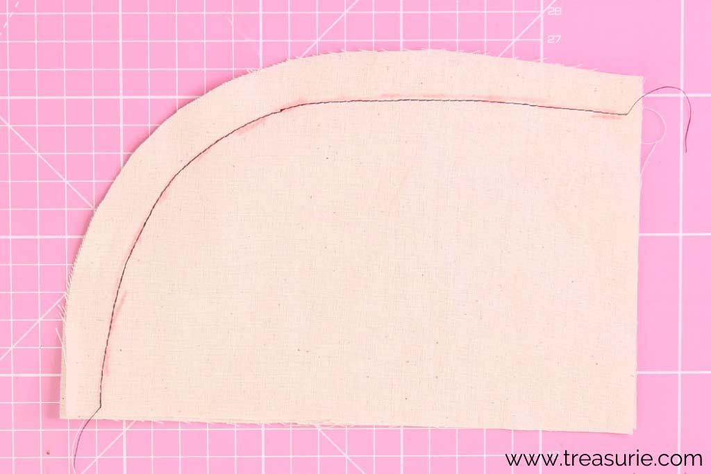 Curves Stitch Length