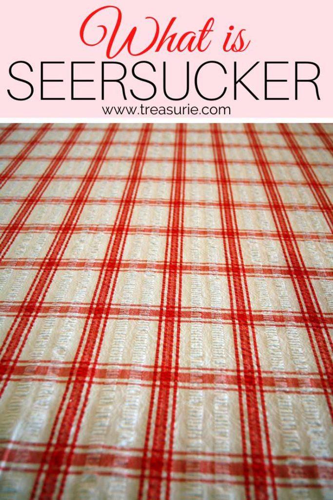 What is Seersucker