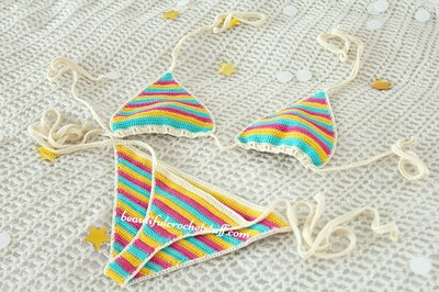 Crochet Bikini Patterns