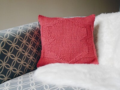 Knitting Pillow Patterns